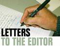 Letter to the editor 212 Smith for Sheriff   Even More Certain