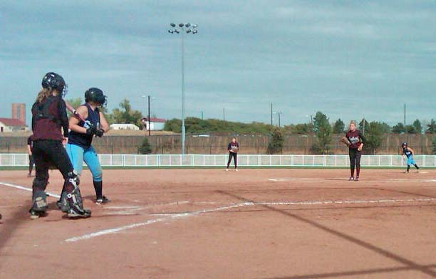 softball1 Berthoud Girls go for the State Championship