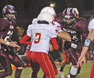 11 5 10.2 Berthoud Football Falls in Season Finale