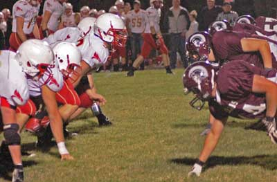 11 5 10.4 Berthoud Football Falls in Season Finale