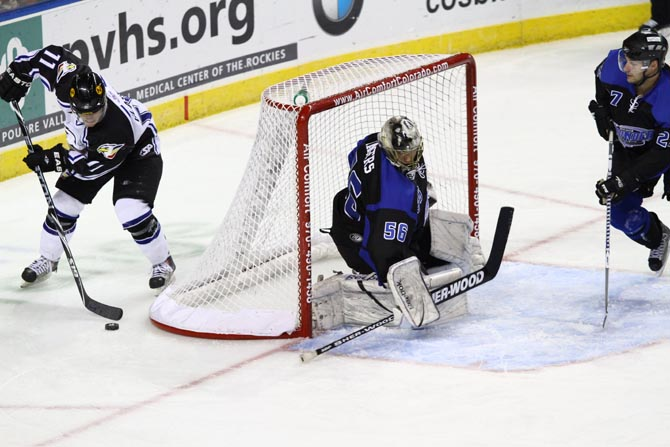 Eagle Hockey 670 Ulanskis HT Helps Power Eagles Past Thunder