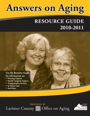 OOA2010front 11 Answers on Aging Resource Guide available