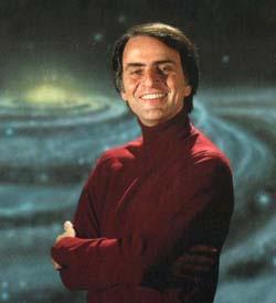 carl sagan In honor of Carl Sagan