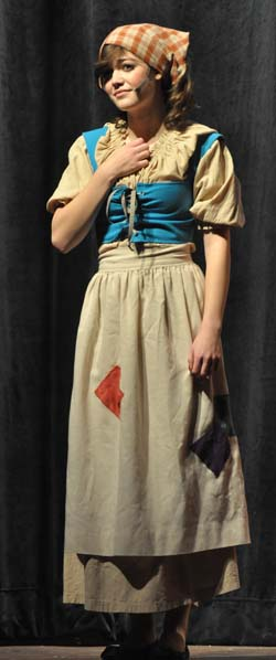 cinderella in rags Cinderella comes to Berthoud