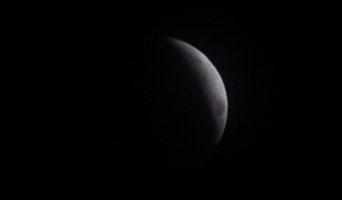 0693 670x392 Lunar Eclipse over Berthoud