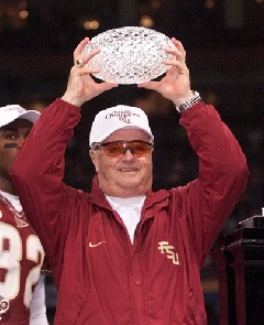 BobbyBowden1 This Week In College Football History