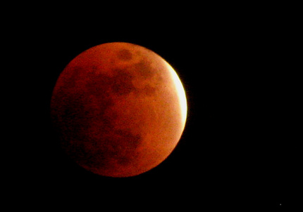 almostfullmoon EarthSky TonightDecember 20, Total lunar eclipse 