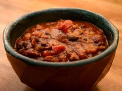 recipe chili Warm Up This Winter With Buffalo Chili