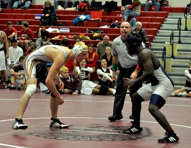 4 1004 A Sadlo vs W Blake 12 sec Spartans dominate at Soeby Classic