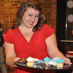Amelia and Cupcakes1 BHS Show Choir Showcase