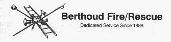Berthoud Fire Berthoud Fire Beat, January 2011