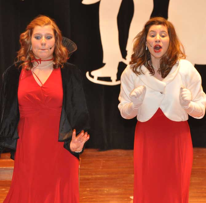 Duet BHS Show Choir Showcase