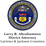 Lar Cty DistrictAttorney Estes Park Rock Case