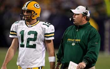 McCarthyRodgers Super Bowl XLV to Feature Super Match Up