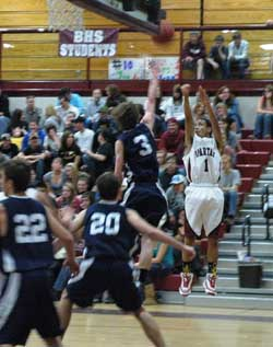 Santos.2 Too Little, Too Late for Boys Basketball