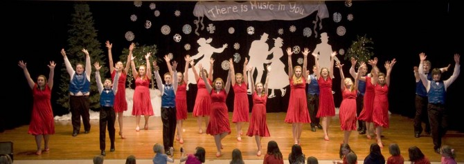 The nicest kids in Town1 670x238 BHS Show Choir Showcase