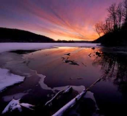 jan 05 Sky Tonight—January 5, Latest sunrises for mid northern latitudes
