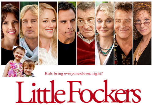 little fockers movie poster Little Fockers, forgettable