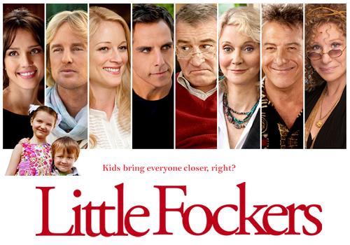 little fockers movie poster Little Fockers, forgettable