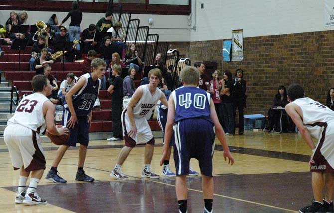 2 4 11.2 Berthoud Boys Basketball Top Estes Park