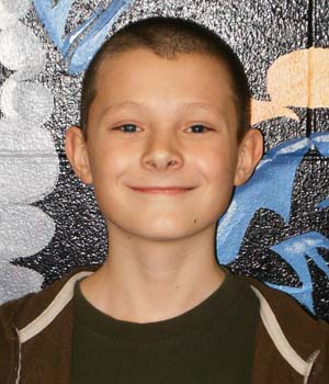 Alex Hepp 350 Turner Middle School, Students of the Month