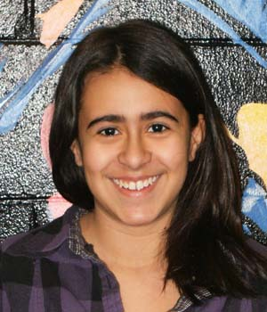 Brianna Rivera 350 Turner Middle School, Students of the Month