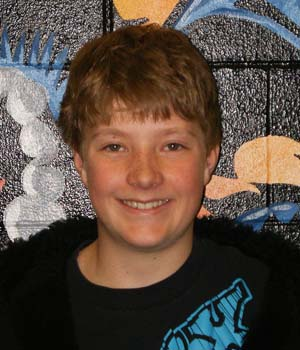 JT Feichtner 350 Turner Middle School, Students of the Month