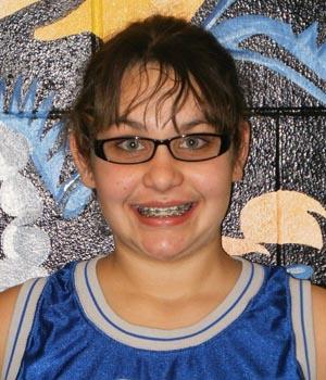 Joslynn Davis 350 Turner Middle School, Students of the Month