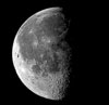 Moon 19 phases Sky Tonight—Feb 24, Moon by Scorpion's Heart before dawn