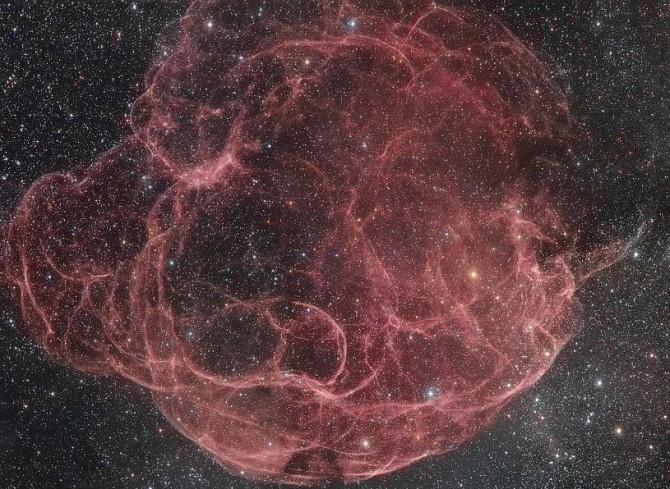 SH2 240 NobuhikoMiki 670x489 Astronomy Picture of the Day