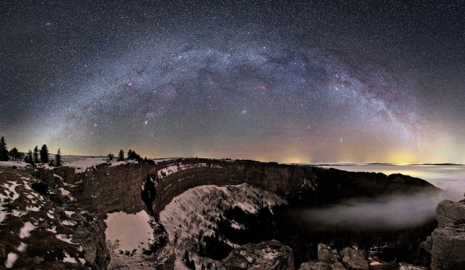 mwcliffs vetter 2000 670x389 Astronomy Picture of the Day