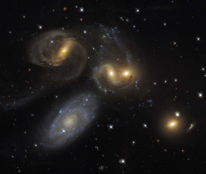 stephquintet hwilson2048 670x566 Astronomy Picture of the Day