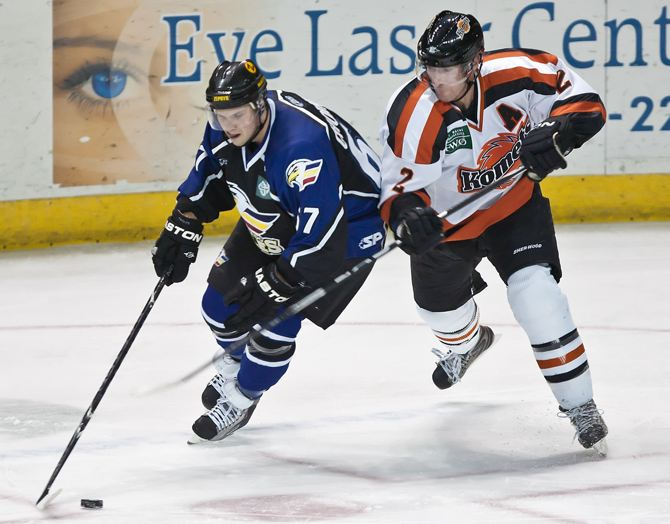 A2U89921 Eagles Prove Their Worth With 6 1 Win Over Komets