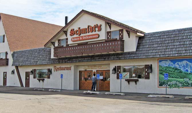 Schmidts Bakery Schmidts Bakery closed down, again