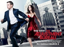 adjustment bureau The Adjustment Bureau: A Review
