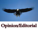 opinion eagle1 Is Team Romney to blame for Middle East violence?