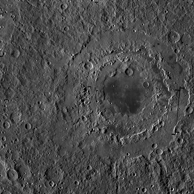 orientale lro2 670x669 Astronomy Picture of the Day