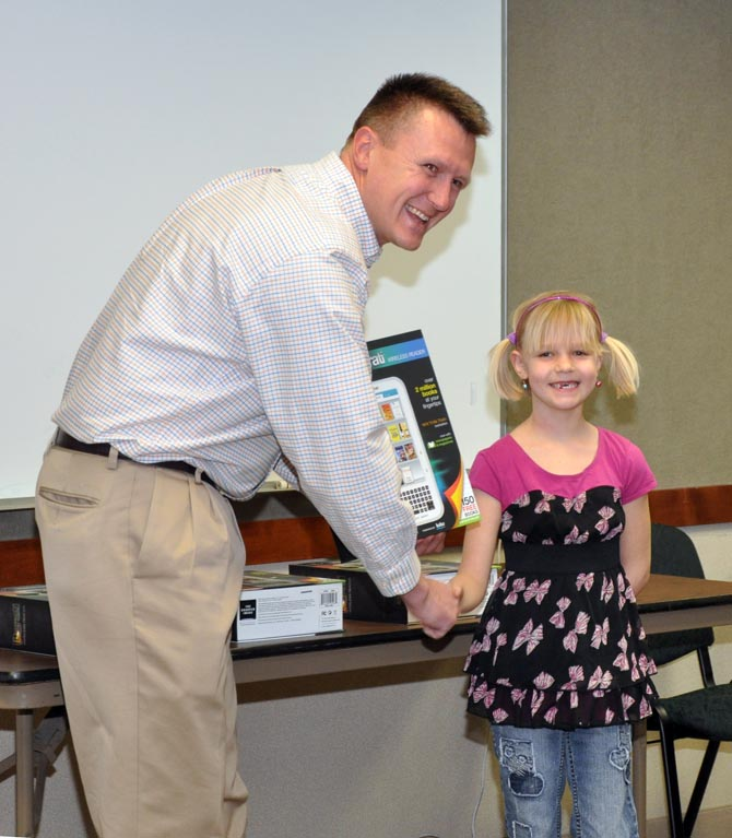 scotterin Winners announced in Berthoud Schools Fund Writing Contest
