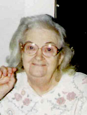 Nusser Edith obit Obituary: Edith A Nusser
