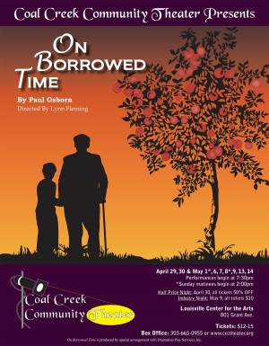 OBTPosterImage1 300x385 Coal Creek Community Theater Presents On Borrowed Time