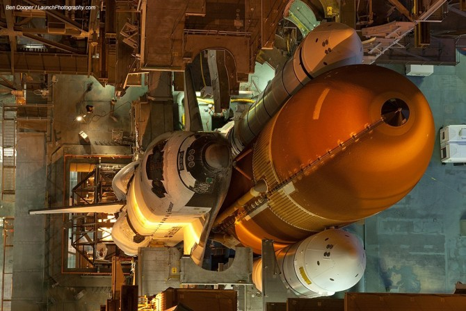 STS134VAB cooper 670x448 Astronomy Picture of the Day