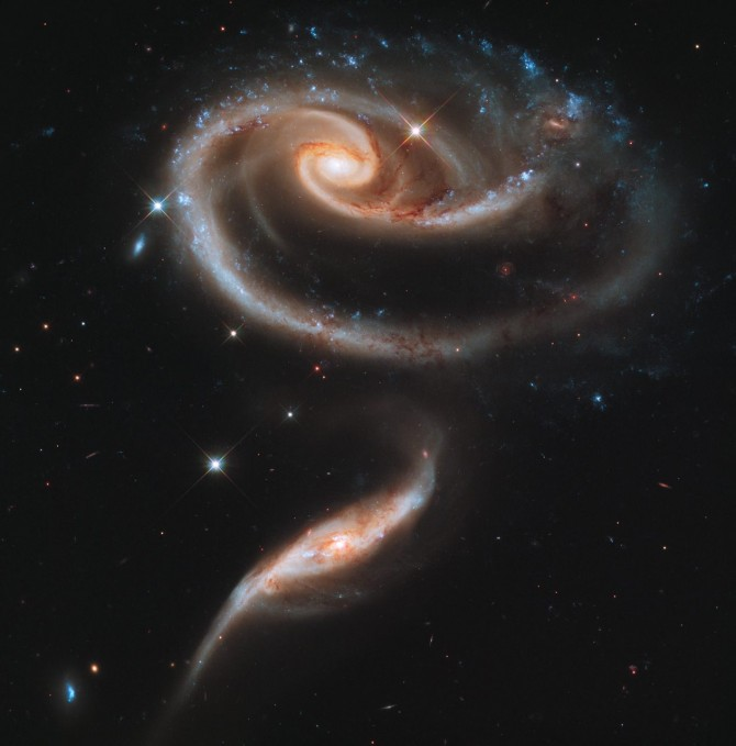arp273 hst 670x679 Astronomy Picture of the Day