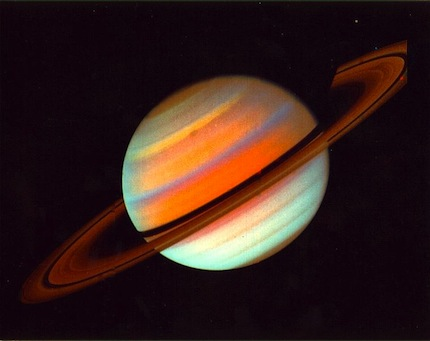 saturn 430 Sky Tonight—April 3, Saturn closest, brightest, opposite the sun
