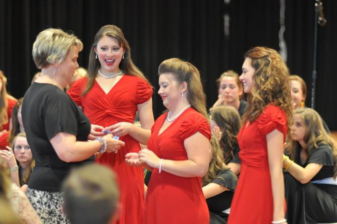 Choir Awards Evening with Arts at Berthoud High School