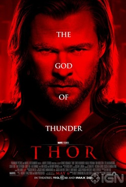 NewThorPoster250 Thor the movie, a review