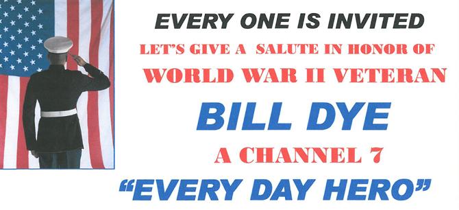"""bill dye header Bill Dye, an """"Every Day Hero"""""""