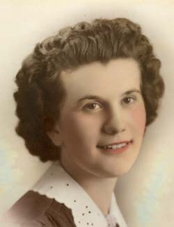 Burch Dorothy photo 250 p Obituary: Dorothy Irene Burch