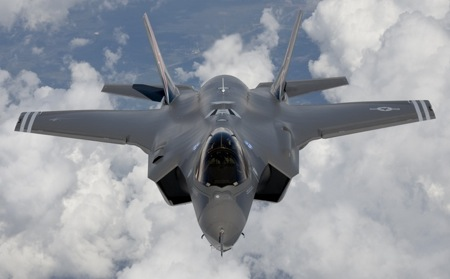 F 35 AF01 Ball Aerospace expands for F 35 production