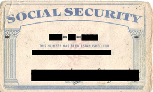 300px Socseccardfront1 The Social Security Institutes Questionnaire For Presidential Candidates