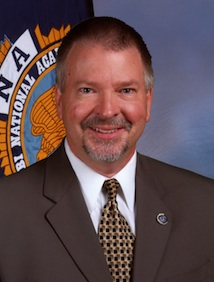 Andy Josey Lieutenant Andy Josey graduates from the FBI National Academy